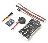 PX4 PIX 2.4.8 32 Bit Flight Controller Integrate PX4FMU PX4IO Safety Switch Buzzer 1G SD for DIY RC Drone FPV Multirotor
