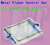 1 set Metal Flybar Control Set as H45081 for TREX 450 Sport RC Helicopter