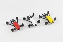 Mini 4-axis DIY Micro Mini FPV Brushed RC Quadcopter Frame Kit