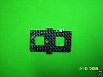 F00454 1Pcs Carbon Fiber Battery mounting plate For T-REX 450 SE V2 Rc Helicopter