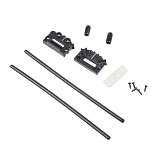 CC3D Atom V Type Receiver Antenna Pedestal Box Fixing Seat Mount Holder for Alien Across RC Multirotor FPV Quadcopter