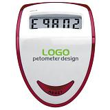 S01102 YGH791 LCD Display Red Digital Sport Pedometer Step Distance Counter Walking Run Motion Fitness Tracker