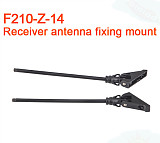 Walkera F210 RC Helicopter Quadcopter spare parts F210-Z-14 Antenna Holder Fixing Mount