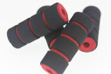 4Pcs 65mm Impact Resistance Skid-Proof Sponge Foam Tube Ball For Multicopter Landing Skid Gear