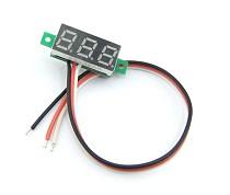 LED 0~100V DC Volt Voltage Battery Tester Meter Digital Voltmeter Tester