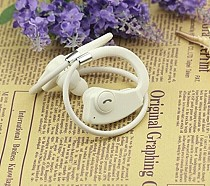 AB14868 PLUGY L27 Waterproof Wireless Bluetooth 4.0 Smart Stereo Double Ear Music Wearing Type Headphones Sport Running