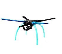 XT-Xinte 500mm Multi-Rotor Air Frame Kit S500 w/ Landing Gear for FPV Quadcopter Gopro Gimbal F450 Upgrade