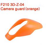 Walkera F210 3D Edition Racing Drone Spare Part F210 3D-Z-04 Camera Guard in Orange