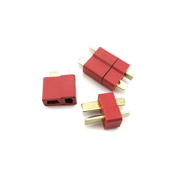 Deans Ultra Plug Connector Male+Female T plug All RC ESC