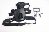 F11179-E Adjustable Hound Dog Fetch Harness Chest Strap Belt Mount Portable Camera Protective Border Frame for Gopro Her