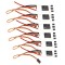 30A SimonK 2-4S Lipo 5V 3A BEC Brushless ESC Mini Speed Controller for DIY Multicopter Quadcopter