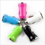 F09035 Mini USB Car Charger Car Charger USB Interface USB Car Charger Wholesales