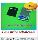 0.01g-100g 100g/0.01g 0.01X100g Mini Digital Pocket Jewelry Weight Scale