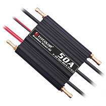 50A/70A/90A/120A/150A Brushless ESC Speed Controller Support 2-6S BEC 5.5V/5A for Model Ship RC Boat