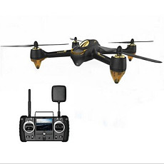 Hubsan H501S RTF X4 PRO 5.8G GPS FPV Brushless Drone Follow Me Mode Quadcopter 1080P HD Camera Remote Control Helicopter