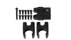 Tarot 16MM Carbon Tubes Folding Positioning Holder Set TL68B27