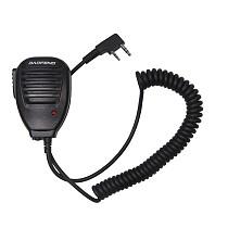 Q14525 Baofeng Walkie Talkie Handheld Microphone Speaker MIC for UV-5R Portable Two Way Radio UV 5RA/B/C/D/E 3R 5REPLUS