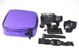 F08177-B Storage Bag Camera Handlebar Shoulder Strap Head Strap Wrist Strap Helmet Action Camera Strap for GoPro Hero 2
