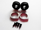 XT-Xinte 12mm Silicone Damping Ring + Metal Damping Mounts Set for Quad / 6-axis