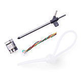 PX4 Differential Airspeed Pitot Tube + Pitot Tube Airspeedometer Airspeed Sensor for Pixhawk PX4 Flight Controller