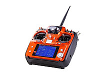 RadioLink AT10 2.4GHz 10CH Remote Control System 10 Channel Transmitter Receiver R10D for RC Helicopter
