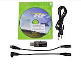 20 In 1 USB RC Heli Aircraft Car Simulator Cable RF-G 6.5/6/5 Online PX4.0 XTR FMS A-Fly VRC2