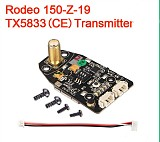 Original Walkera Rodeo 150 spare parts 150-Z-19 TX5833 (CE) Transmitter F18108