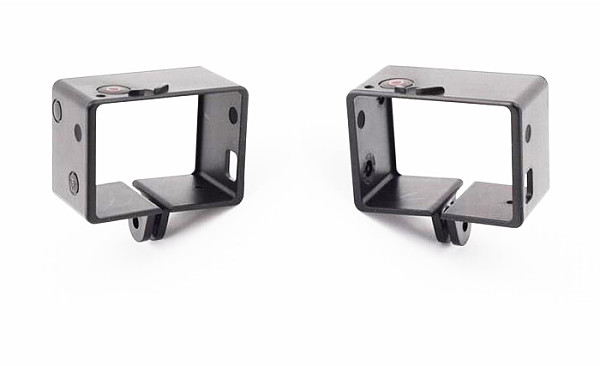 F06882 Portable Protective Housing Border Frame Mount for GoPro HD HERO 3 3+ Camera