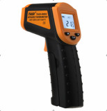 TASI-8605 LCD Backlight Infrared Digital Thermometer -50~500C Non Contact Instruments