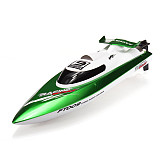 FT009 2.4G 4CH High Speed Racing Flipped RC Boat Electric Remote Control Speedboat Water Cooling Motor System 35KMH