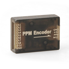 PWM to PPM Encoder for Pixhawk CC3D MWC Naze32 F3 Flight Control FPV Drone