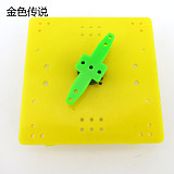 JMT Magnet On The Suction Experimental Package Educational Aids DIY Production Technology Magnetic Demonstration Puzzle