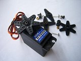 High Quality HDKJ D3609 56G Torque 9kg .cm Metal gear Digital standard servo For rc car boat plane robot