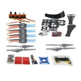 DIY RC Drone Quadrocopter X4M360L Frame Kit QQ Super Flight Control F14892-E