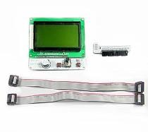1pcs 3D Printer Smart Controller RAMPS1.4 LCD 12864 LCD Control Panel LCD12864