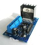 L298 DC Stepper Motor Drive Controller Smart Car Motor Drive Module
