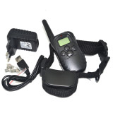 LCD 311M Remote Training Collar Beeper System Waterproof & Rechargeable Pet Dog Stop Barking