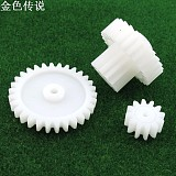 JMT M1 Plastic Gear 12 Teeth 30 Teeth 26t Reducing Nylon Gears Spur Gears Hole 3mm Modulus 1