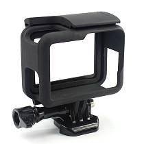 Plastic Protective Standard Border Frame Housing Case for Go pro hero 5 black Action Camera