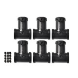 Tarot 12mm Landing Skid T Type Connector TL800A04 For FPV Aerial Photography Multicopter