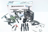 Original JXD 510W RC Quadcopter Drone 2.4G 4CH 6-Axis Gyro Wifi FPV Helicopter with 0.3MP Camera Model Toy Boy Gift RTF