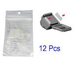 12Pcs Anti-Fog Inserts Recycle Anti Fog Drying Inserts for All Gopro Camera Hero 3 2 1 GITUP GIT1 GIT2