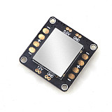 CC3D Flight Controller Power Distribution Board Hub 5V/12V BEC Output 2-6s Shield Case for DIY RC 250 Drone Quadcopter