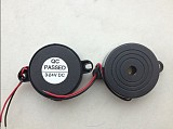 F07061 5Pcs 42*16mm DC3-24V Electronic Active Piezo electric Buzzer Alarm Speaker