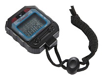 F14949 LEAP PC90 Professional Electronic Stopwatch 60 Laps and Split Recallable Memory Timer Running Counter Digital Sto