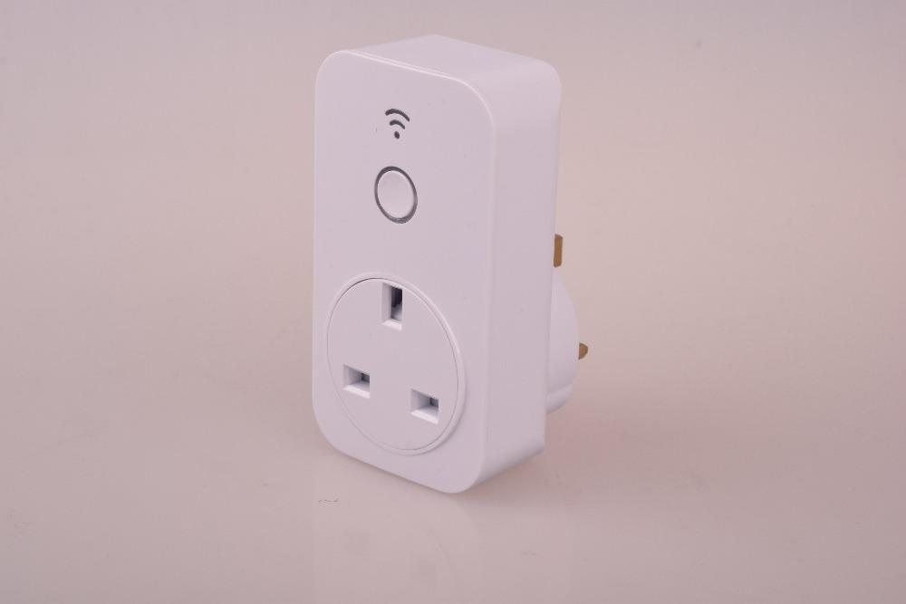Us 1541 Broadlink Sp2 Uk Standard Smart Home Wireless Wifi