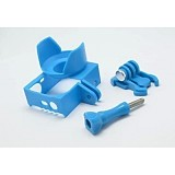 F09610 Camera Anti- exposure Frame Border Protective Housing Color Blue for GoPro HD HERO 3 and Hero 3+ Camera