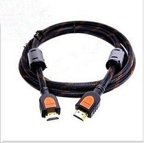 1.5M / 5FT M/M High Speed HDMI Ver. 1.4 1080P 10.2Gbps Dual Ferrite HDMI Cable Code For PC TV LCD HDTV DVD PS3