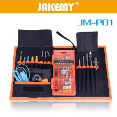 JAKEMY 74 in 1 Electronic Pro Tech Base Repair Tool Kit iPhone Smartphone Laptop Computer Electrical Magnetic Precision