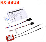 Walkera RX-SBUS/RX-SBUSE Receiver support PPM for DEVO7/F7/10/F12E